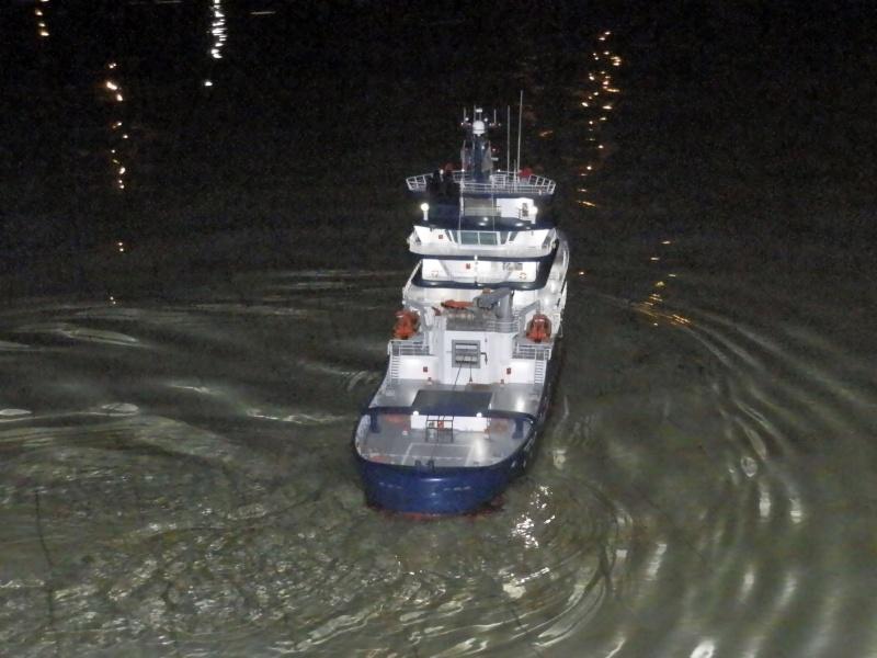 navigation nocturne à LA SEYNE 00911