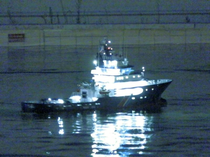 navigation nocturne à LA SEYNE 01610