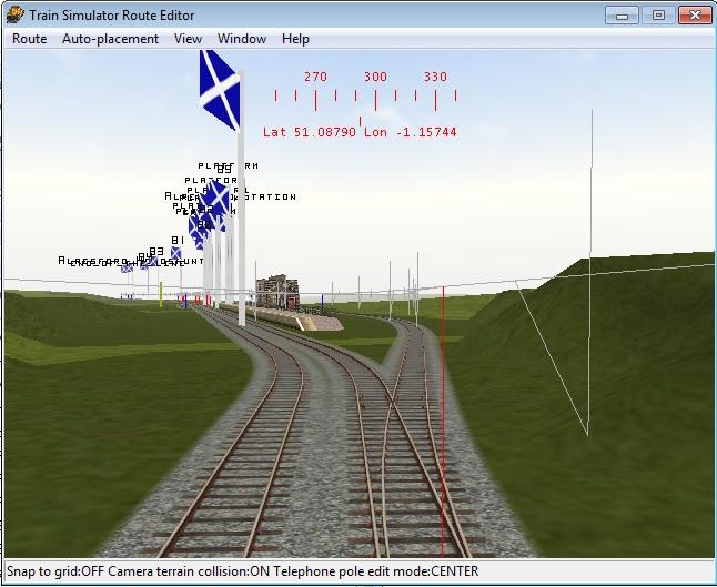 Midhants Railway / Watercressline Route Alresf10