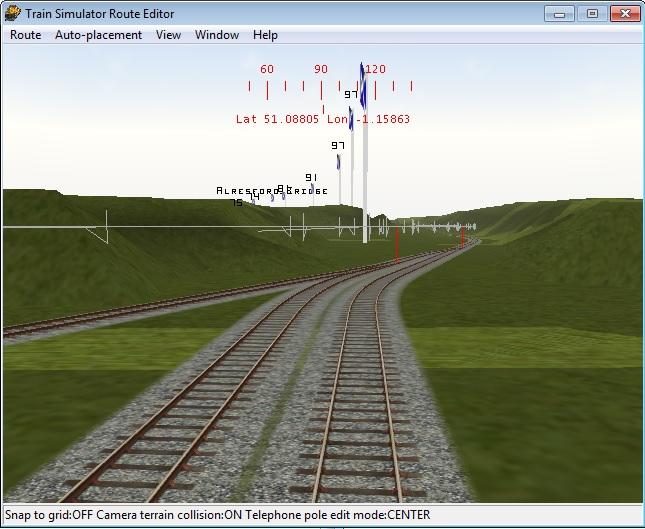 Midhants Railway / Watercressline Route Alresf11