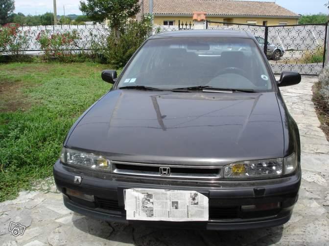 Honda Accord CB7 de 1991 Accord10