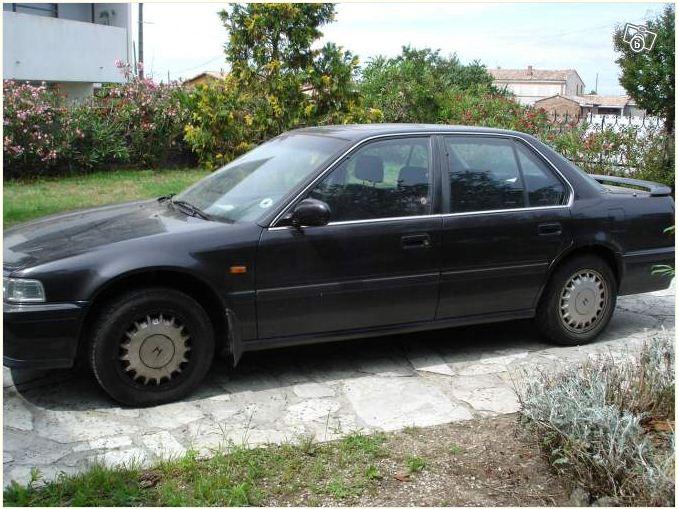 Honda Accord CB7 de 1991 Accord11