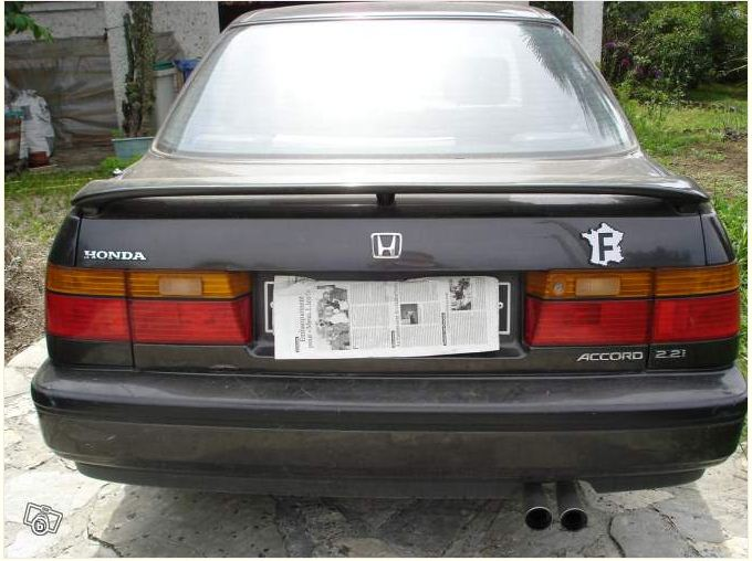 Honda Accord CB7 de 1991 Accord12