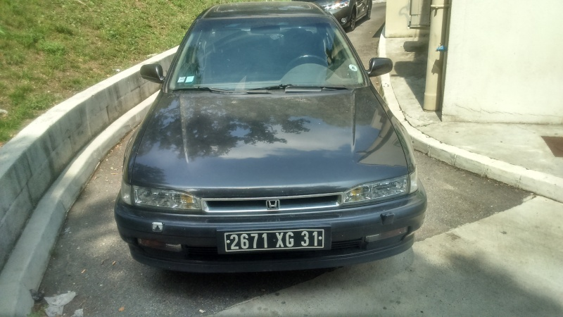 Honda Accord CB7 de 1991 Accord13