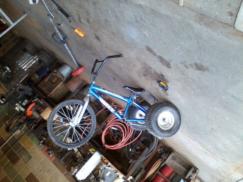 LMM's Bike Trike! 07181410