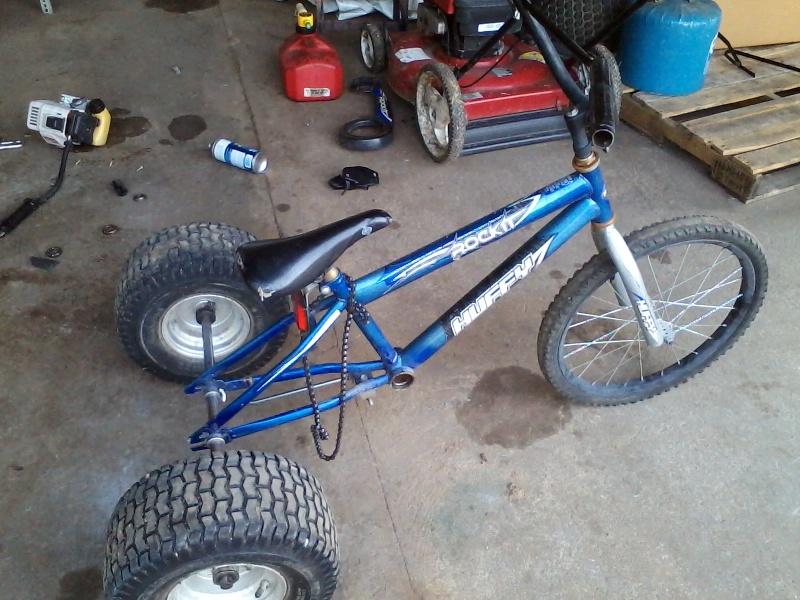 LMM's Bike Trike! 07181411