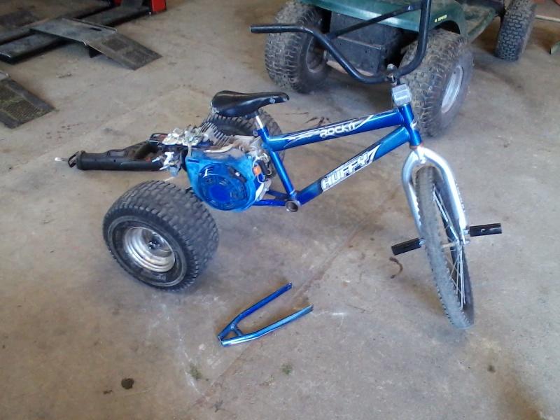 LMM's Bike Trike! 08071410