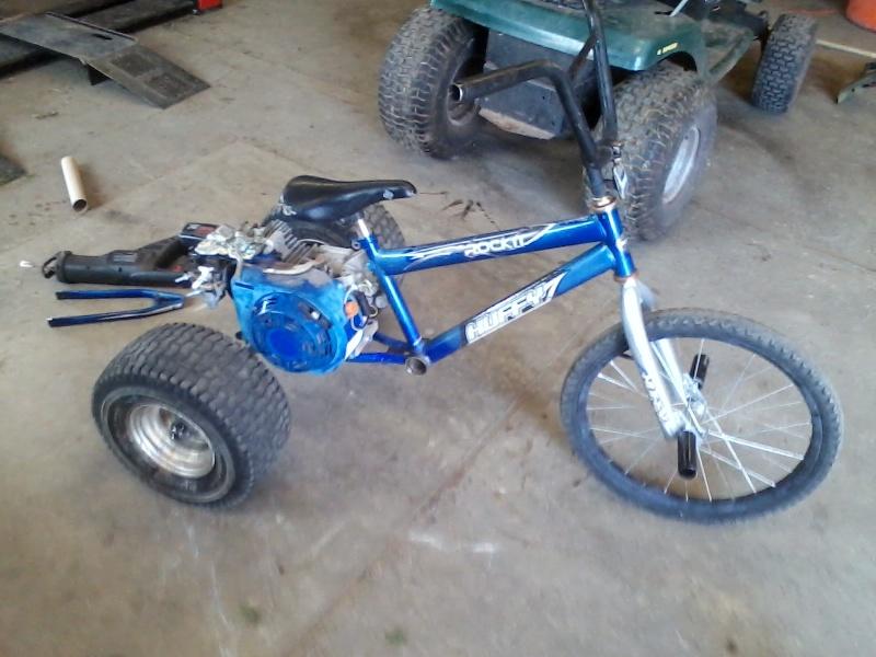 LMM's Bike Trike! 08071412
