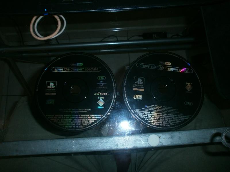 Besoin d'informations sur ces 2 CD PS1 P6210111