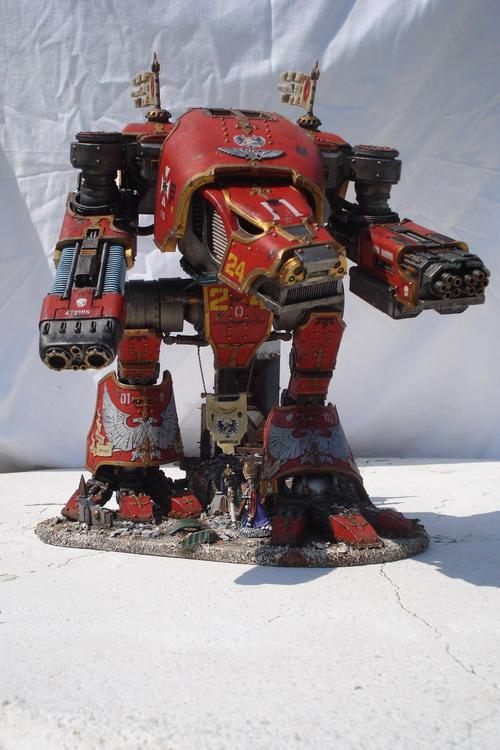 Warhound Imperium de Tassilius Dsc09313
