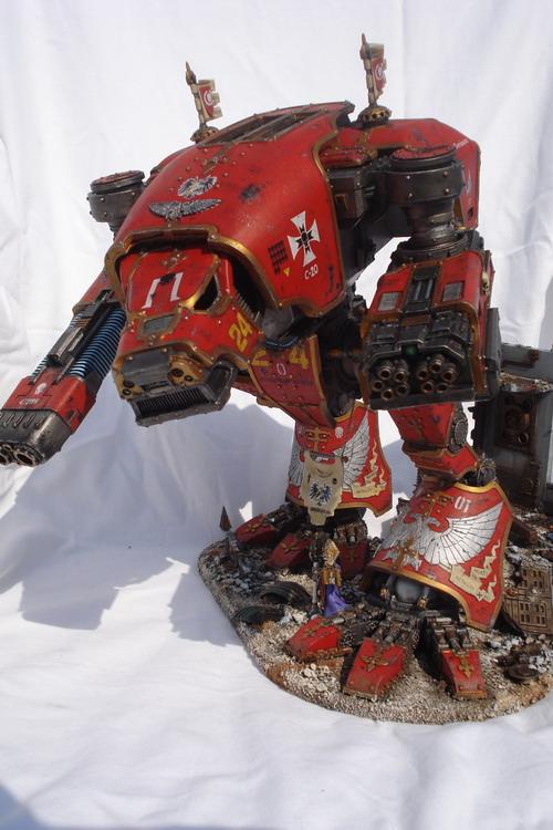 Warhound Imperium de Tassilius Dsc09319