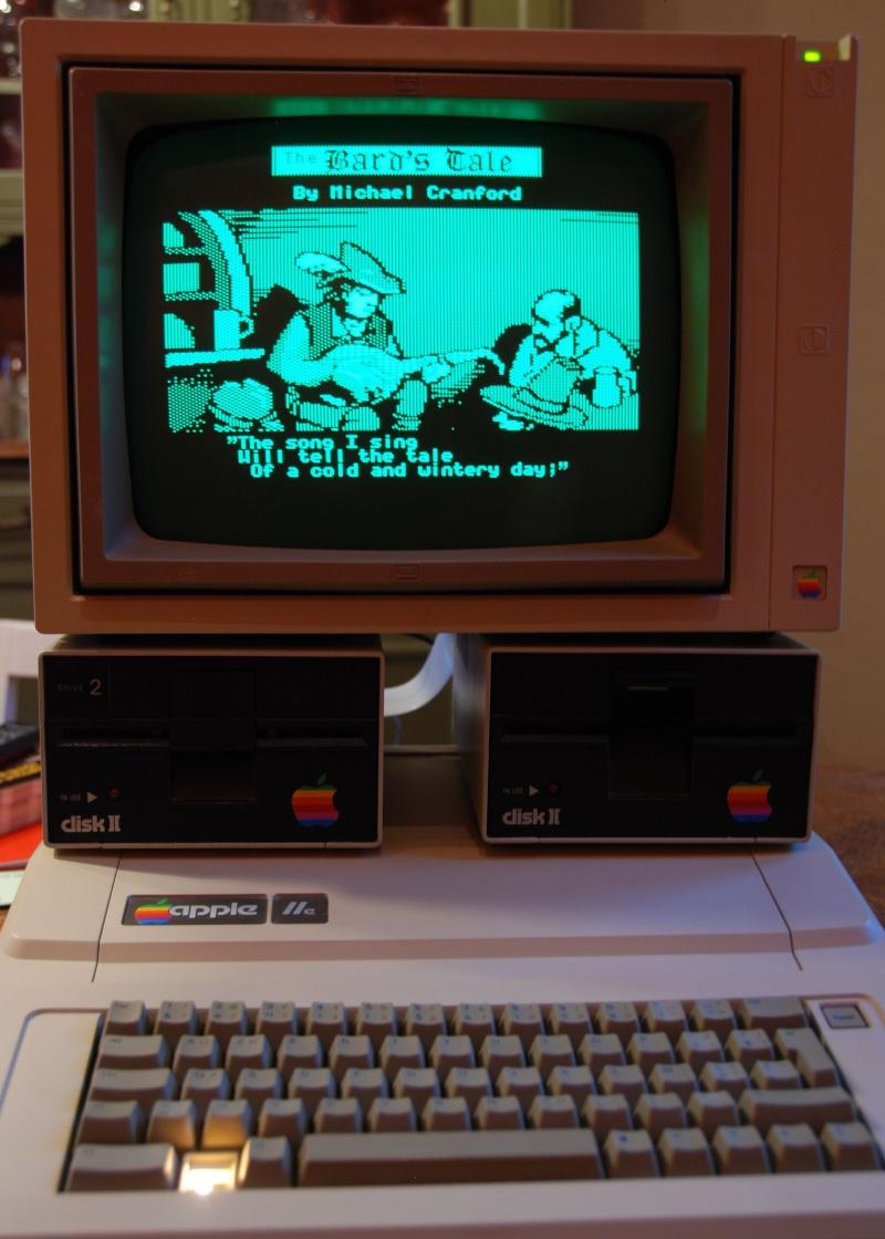 La patience est une vertu, ou comment j'ai enfin rencontré l'Apple II  Dsc_0939