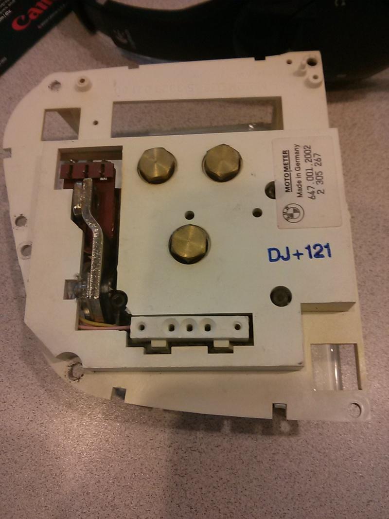 Speedometer bench testing 2013-011