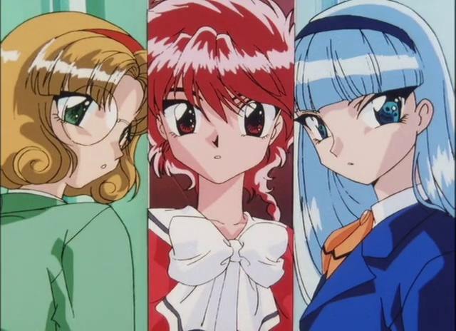 Magic Knight Rayearth [1994] [S.Anim]  54829510