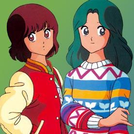 Tommy et Magalie  ou Salut les filles !  [1983  [S.Anim]  Miyuki10