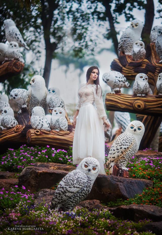 Margarita Kareva, Photographies oniriques Fantas10