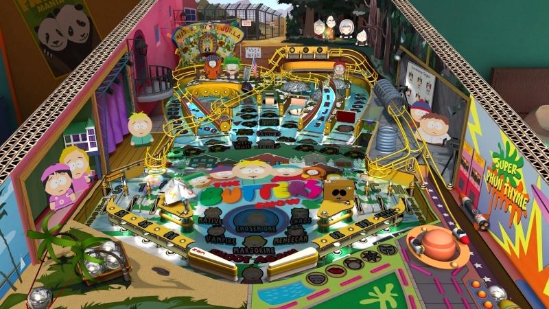 South Park Pinball ! South_10