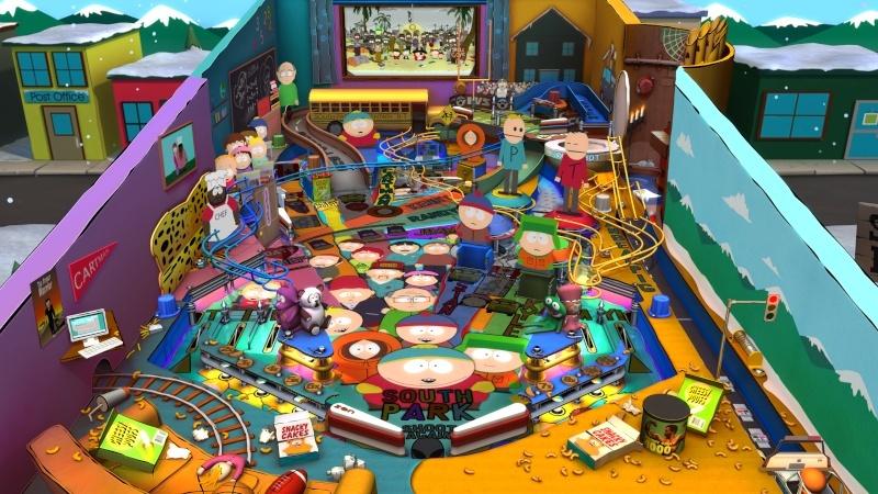 South Park Pinball ! South_11