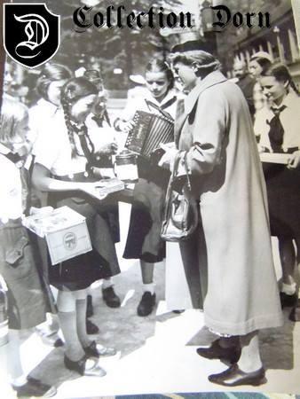 Collection Dorn,en vrac,Hitlerjugend et Bund Deutscher Mädel ... Collec10
