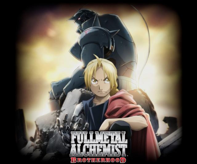 Full Metal Alchemist : Brotherhood Fma10