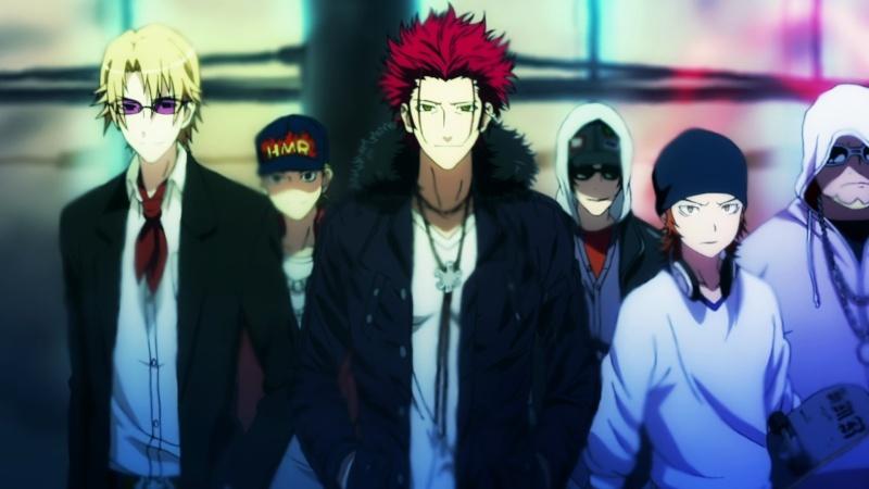 K Project .... Homura10