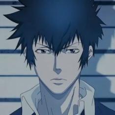 Psycho Pass Kogami10