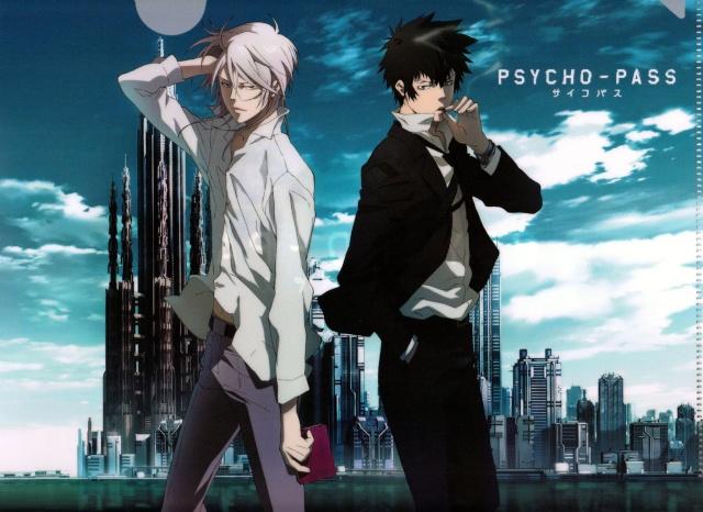 Psycho Pass Psycho10