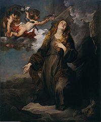 Santa Rosalía de Palermo / San Cayetano de Thiene s.XVIII 200px-10
