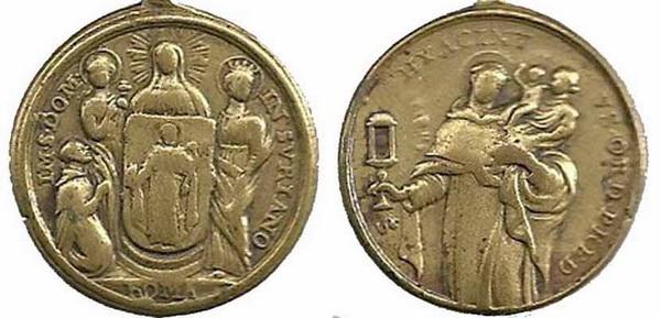 Recopilación medallas de Santo Domingo de Guzmán. Notas iconográficas. Archiv10