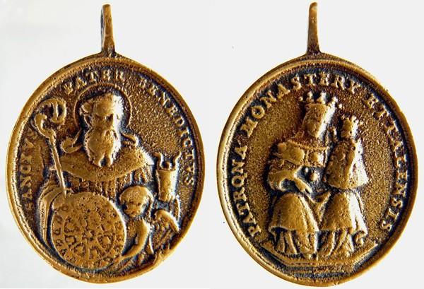 Recopilación de Medallas de San Benito Abad - Página 2 Benito14