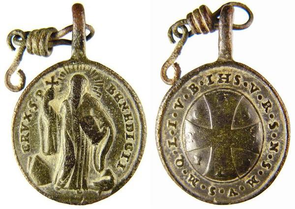 Recopilación de Medallas de San Benito Abad - Página 2 Benito15
