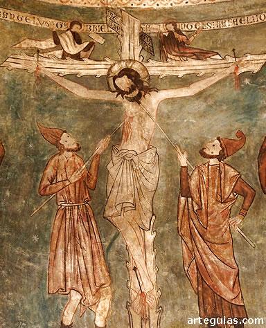 Scene del crucification Cristo10