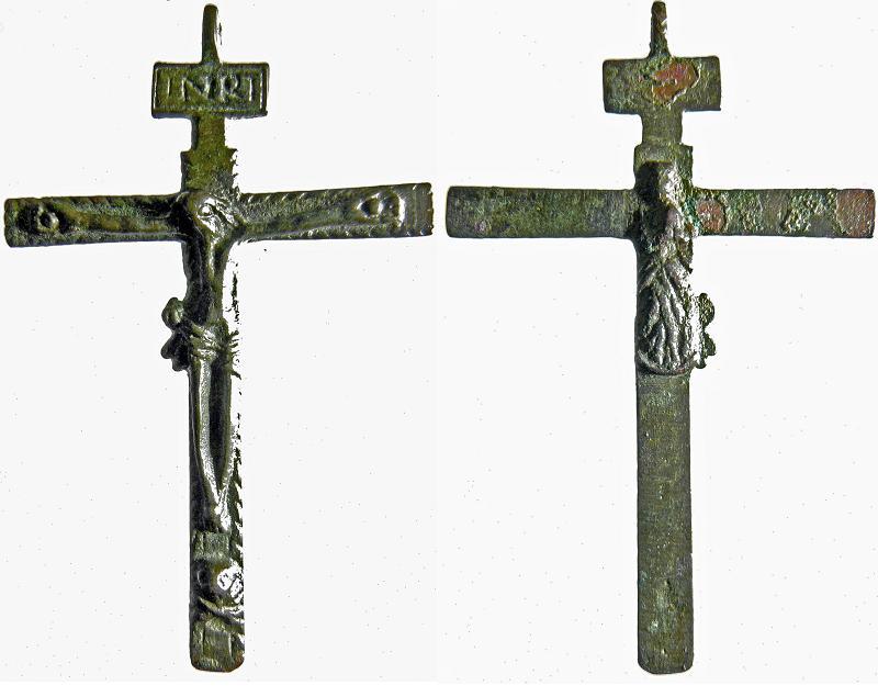 BONITO CRUCIFIJO (S-XIX) Crucif15