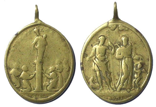 Recopilacion medallas  San Francisco de Asis Forner11