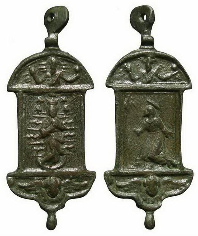 Recopilacion medallas  San Francisco de Asis Insvla10