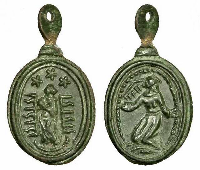 Recopilacion medallas  San Francisco de Asis Julius10