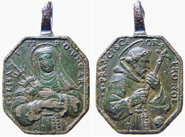 Recopilacion medallas  San Francisco de Asis Julius11