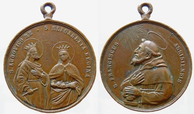 Recopilacion medallas  San Francisco de Asis Julius14