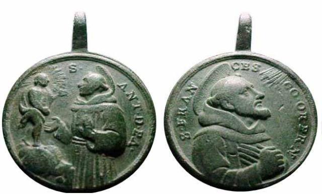 Recopilacion medallas  San Francisco de Asis Ketovi10