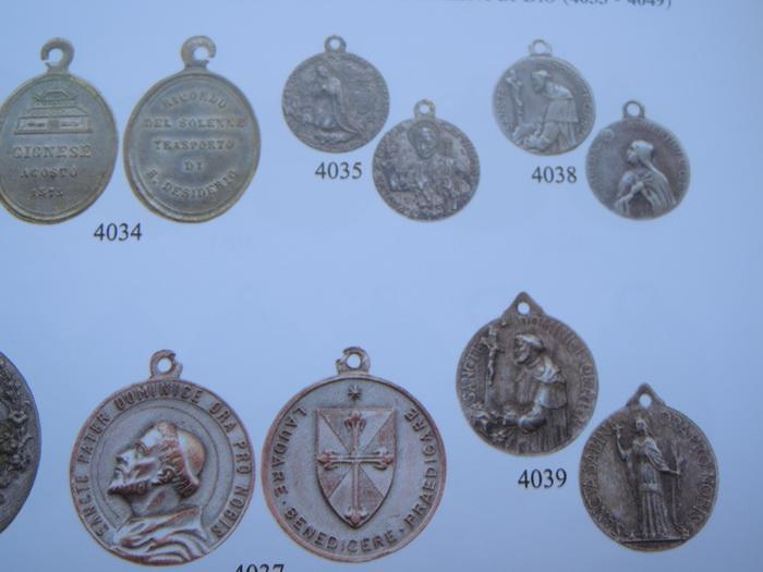 Proyecto recopilación medallas Santo Domingo de Guzmán  - Página 2 Martin10