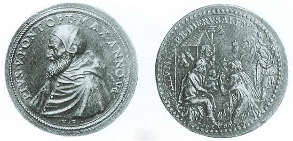 ICONOGRAFIA de la NATIVIDAD en las medallas devocionales Med_3_10