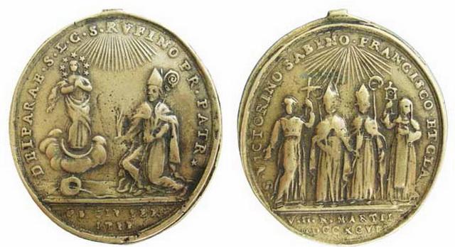 Recopilacion medallas  San Francisco de Asis Mr105_10