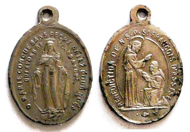 Recopilacion medallas  San Francisco de Asis Rgude_16