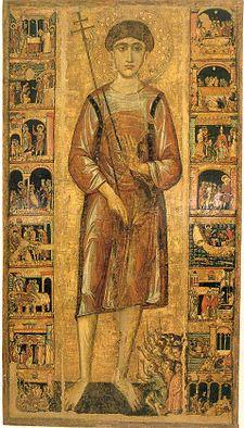 Santa Irene de Tesalónica / San Nicolás el Peregrino - MR(416) (R.M. SXVIII-O245) San-ni10