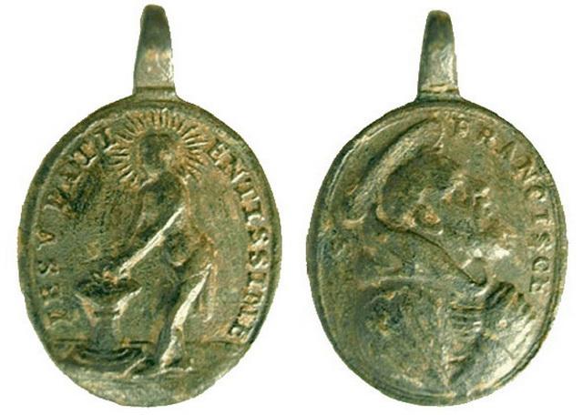 Recopilacion medallas  San Francisco de Asis Solife11