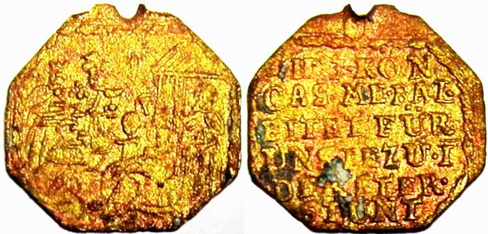 ICONOGRAFIA de la NATIVIDAD en las medallas devocionales Staric12