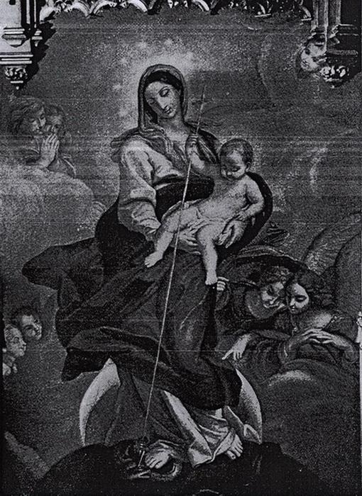 Virgen Maria Inmaculada / San José (R.M. SXIX-O53) Virgen11