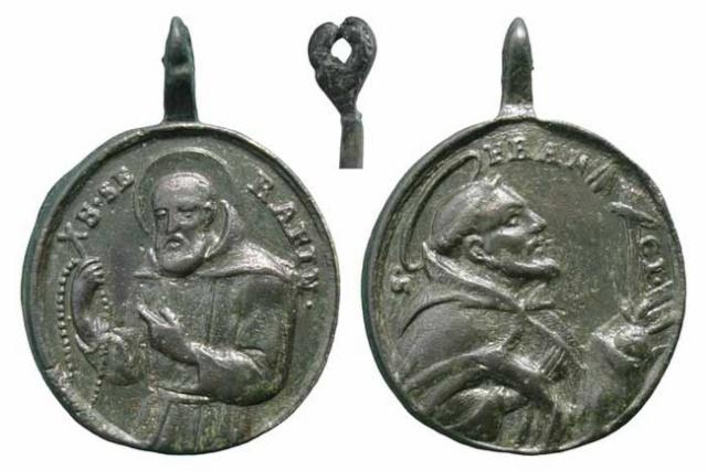 Recopilacion medallas  San Francisco de Asis Z72a10