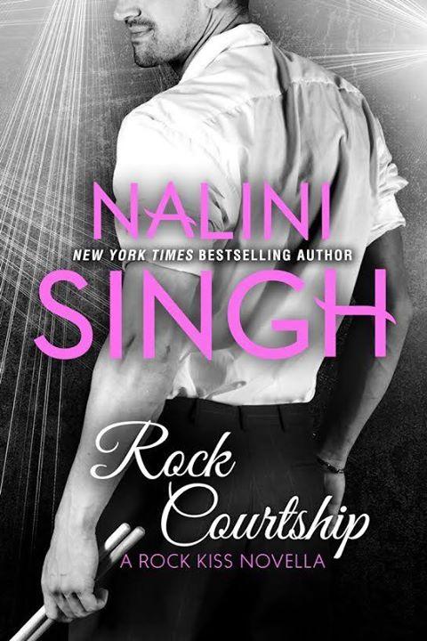 Rock - Tome 1.5 : Rock Courtship de Nalini Singh 10702010