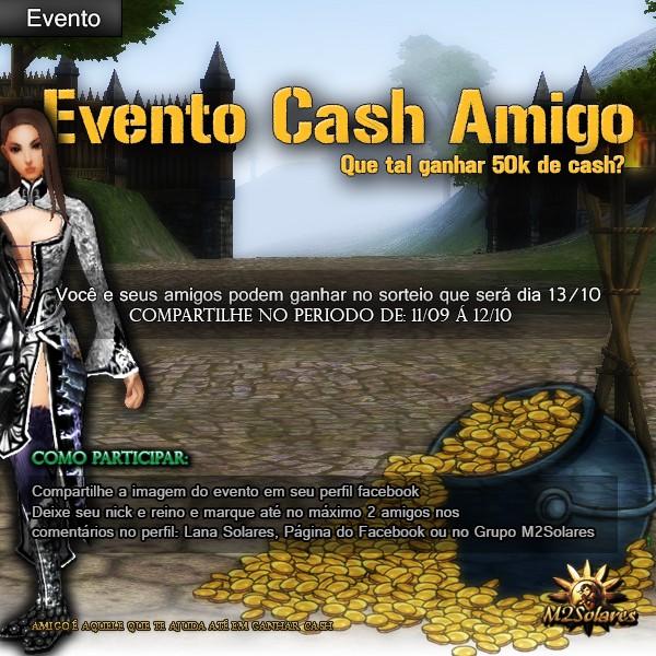 Evento Cash Amigo M2Solares Casham10